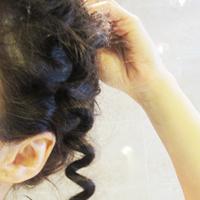 Как завить на тряпочки волосы
