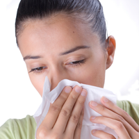 тип аллергии фото