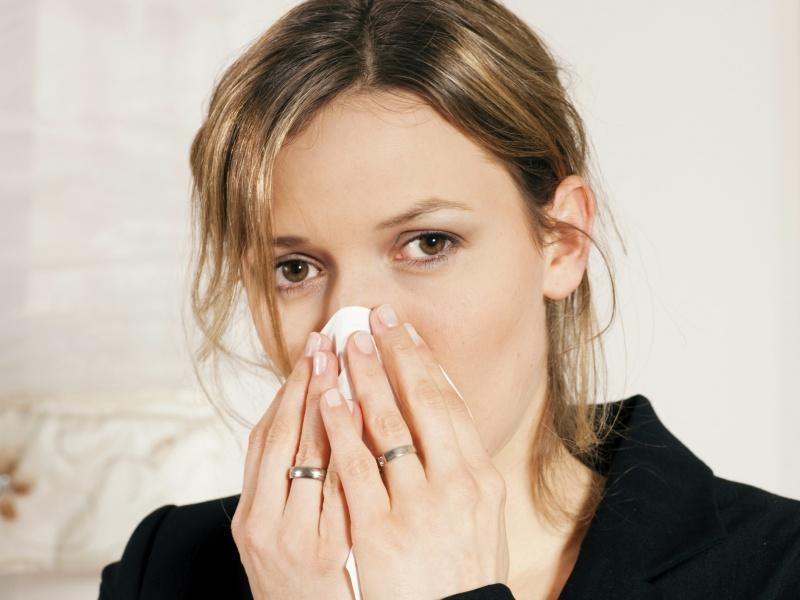 Как быстро убрать простуду