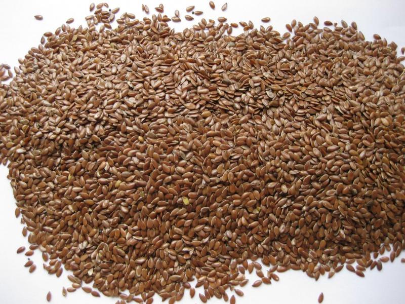 семена льна с кефиром для очищения организма