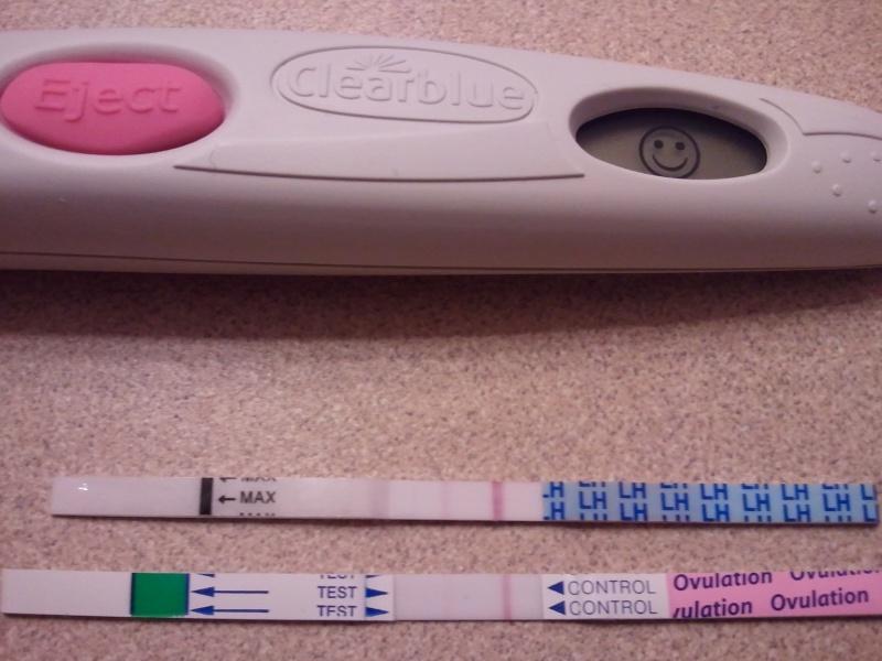 Цифровой тест на беременность с индикатором срока в неделях купить - 02ac2