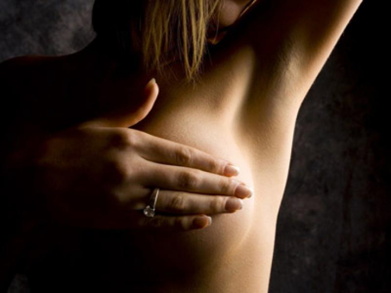 Бородавка на груди